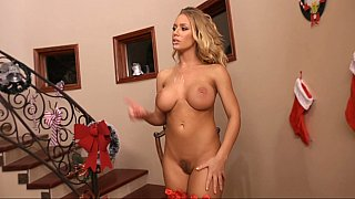 Amazing Nicole Aniston fucking two Thumbnail
