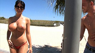 Amazing Rebeca Linares Thumbnail