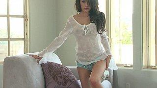 Gorgeous Gemma Massey posing for you Thumbnail