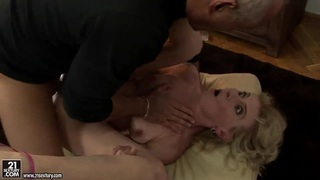 Mature lady Margarette is fucking on tape Thumbnail