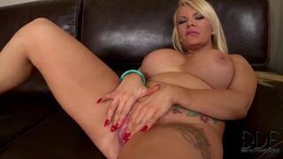 Nipple pinching habit of Tiffany Kingston