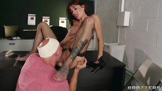 Sexy buzz from the hottest police whore Gia DiMarco! Thumbnail