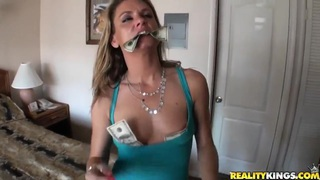 Amanda Blow and  Voodoo have a passionate sex Thumbnail