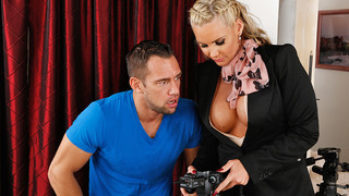 Phoenix Marie & Johnny Castle in My First Sex Teacher Thumbnail