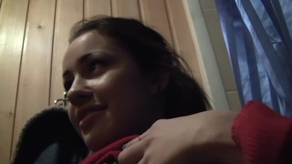 Izi Ashley in two guys fuck izi in a lusty pick up sex vid Thumbnail