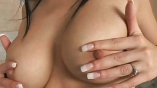 Doll is creating torrents with her sex toy play Thumbnail