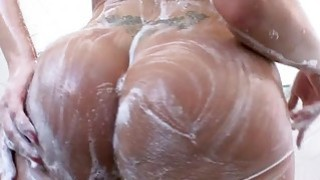 Lovely babe Summer goes hardcore sex Thumbnail