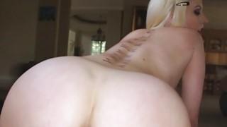 Kinky Blonde Cherry Torn Fucked on Camera Thumbnail