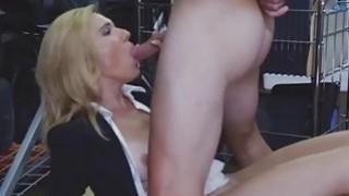 Lovely milf mom sell her wet pussy for cash Thumbnail
