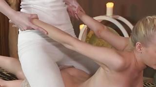 Slippery lesbian nuru massage lesbians fetish Thumbnail