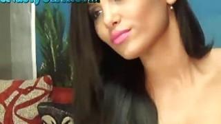 Stunning Latina Fingering And Smoking On Webcam Thumbnail