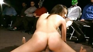 Sweetheart is getting her taut twat thrashed Thumbnail
