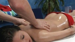 Getting a fleshly massage turns on babes needs Thumbnail