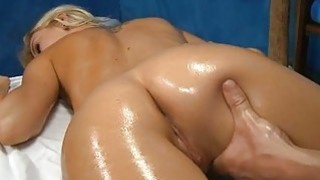 Intense wanking for beautys boobs and cunt Thumbnail