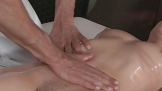 Hirsute pierced pussy gets massaged and fucked Thumbnail