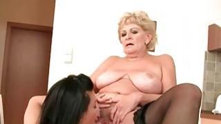 Pretty Girls and Horny Grandmas Thumbnail