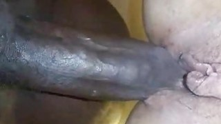 BBC making love to a white pussy Thumbnail