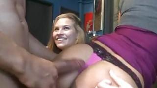 Gorgeous women are expecting for their blowjobs Thumbnail