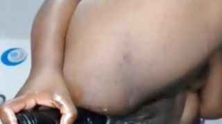 DoggyStyle toying and squirting
