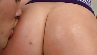 Bubble Butt Krissy Lynn Sloppy Blowjob Thumbnail