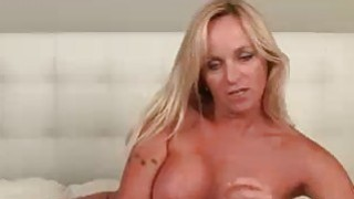 Step Mom Wants To Teach Young Guy A Lesson Jerking Thumbnail