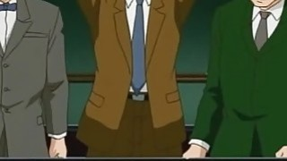 Hentai bunnygirl gets gangbanged Thumbnail