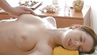 Blowjob massage and vehement sex acquire mixed Thumbnail