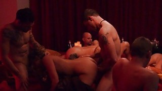 Swingers swap partner and had hot orgy