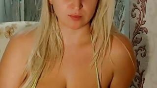 Webcam Girl With Massive Natural Tits Thumbnail
