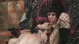 Cutie hot lesbo Amelia Dire ready to get sucked Thumbnail
