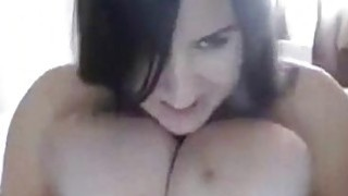 Funny Chubby GF With Enormous Boobs! Thumbnail