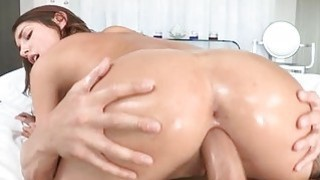 Having studs huge cock in her throat thrills chick Thumbnail