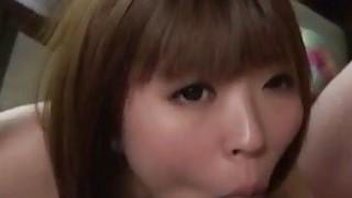 Curvy ass teen Yuri Hyuga takes good care of cock Thumbnail