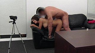 Hot mom hardcore backroom sex on casting couch Thumbnail