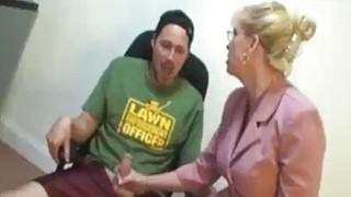Furious Boss Jerks Off His Big Cock Thumbnail