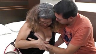 AgedLove Young guy gets blowjob from experienced l Thumbnail