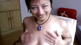 Amateur Mature Loves masturbating With Toy Thumbnail