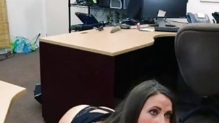 Big white blonde milf full length PawnShop Confession! Thumbnail
