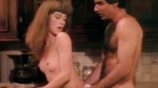 Tamara Longley  Retro Babe Fucked In The Kitchen