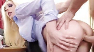 Roxy Nicole Get Fucked For A New Job Thumbnail