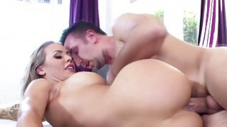 Keiran Lee fucks Nicole Aniston on top Thumbnail