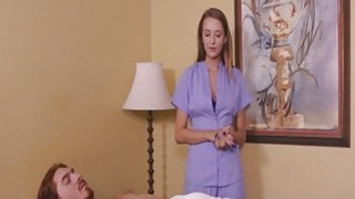 Smokin hot therapist uses rope on client Lets teach these dirty fuckers a lesson on being rude Thumbnail