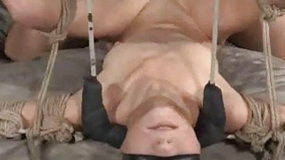 Small Teen Bound Down and Roughly Fucked Thumbnail