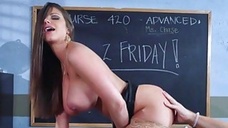 Brazzers  Sexy milf Brooklyn Chase teaches her student Thumbnail