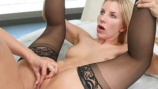 Sex receives organized by fascinating lesbo whores Thumbnail