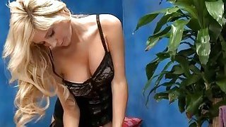 Lusty seductress with jugs gets her snatch drilled