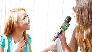 Brunette Melissa Receives Fat Schlong In Pussy Thumbnail