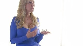 Milf Brandi Love and teen Rebel Lynn in amazing 3some
