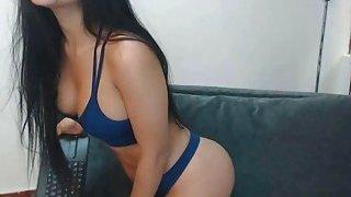 Mean Babe Teasing Striptease That ASS Thumbnail
