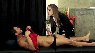 Schoolgirl temptation